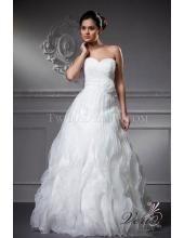 Herz-neck A-linie Romantische Brautkleider Verise Nicole Verise Butterfly
