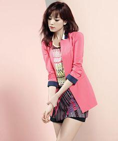 Han Hyo Joo Viki Spring/Summer 2013 Lookbook Yoon Eun Hye, Asian Woman, Asian Girl, Asian Ladies, Han Hyo Joo, Korean Actresses, Beautiful Asian Women, Fashion Lookbook, Asian Style
