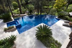 Today's Patio Look - Frog Products #modernpoolarea