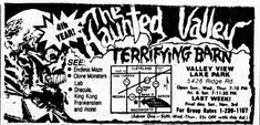 Haunted Attractions, Wax Museum, Lake Park, Valley View, King Kong, Dracula, Classic, Derby, Bram Stoker's Dracula