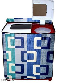 Appliance Covers Colorful Non-Woven Washing Machine Cover Material:  Non Woven Size ( L x B x H ) :  20 in  X 31 in X 30 in  Description: It Has 1 Piece Of Washing Machine Cover Work: Printed Country of Origin: India Sizes Available: Free Size   Catalog Rating: ★4 (2992)  Catalog Name: Deluxe Colorful Non-WovenWashing Machine Covers Vol 1 CatalogID_331871 C131-SC1624 Code: 622-2471939-354