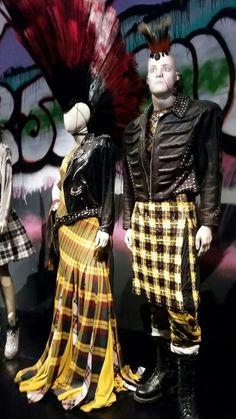 Punk couture, Jean Paul Gaultier