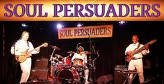 Soul Persuaders Band R&B Soul Motown Funk Blues Photos