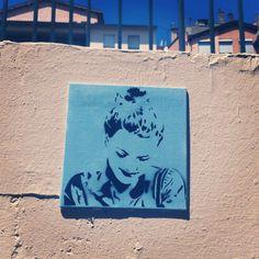 StreetArt/ Graffiti - Lyon 2ème, France (Photos by My Urban Island)