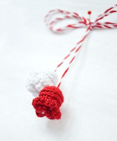 Martisor Crafts To Make, Fun Crafts, Arts And Crafts, Crochet Crafts, Knit Crochet, Baba Marta, Seasonal Celebration, Spring Time, Special Events