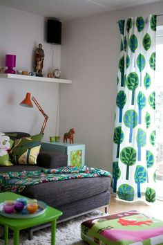 Update your home with eye-catching textiles