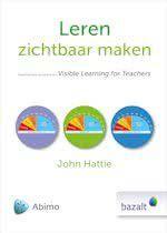 Leren zichtbaar maken - John Hattie Visible Learning, Primary Education, Psychology, Teacher, Website, Reading, Studio, Kids, Marzano