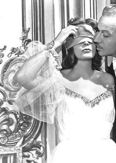 Greta Garbo & Melvyn Douglas in Ernst Lubitsch's Ninotchka (1939)