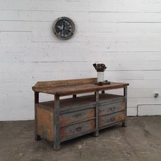 industrial diy furniture. Perfect Furniture Industrial Painted Chest  Espace Nord Ouest Inside Industrial Diy Furniture