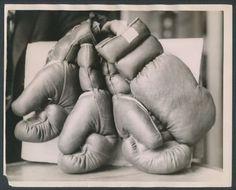 1921, Jack Dempsey Gloves.