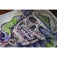 from @dacko_camargo - ... #DackoCompany #DackoArte #dko #TocadoRato #skull #caveira #skullart #blackskull #piramide #pyramid #horus #olho #eye #eyes #art #artwork #arte #desenho #desenh4ndo #draw #artlife #artordie #lifestyle #artist #coffee #cafe #coffeeart #Regrann