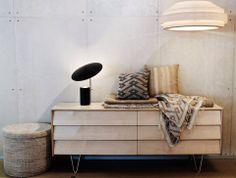 Ay Illuminate Thin wood / Ay Lin Heinen at Spence & Lyda showroom