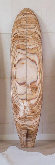 KELLY WEARSTLER | PACIFIC SURFBOARD. Limtied Edition decorative surfboard