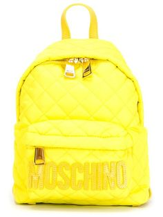 Comprar Moschino mochila acolchada en Gisa from the world s best  independent boutiques at farfetch.com 1db3e5e541