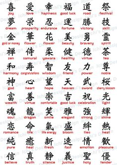 Chinese Letter Tattoos, Chinese Symbol Tattoos, Japanese Tattoo Symbols, Japanese Tattoo Art, Chinese Symbols, Japanese Letters Tattoo, Small Symbol Tattoos, Ancient Symbols, Hand Tattoos