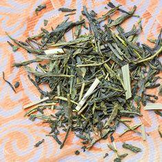 Sweet and tart. Refreshing iced tea. Organic Lime Green   Green Tea   TeaSource
