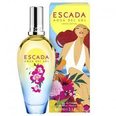 Nuevo #perfume para mujer Agua Del Sol Edición Limitada de #Escada  https://perfumesana.com/escada-mujer/1844-escada-agua-del-sol-edicion-limitada-edt-100-ml-spray-730870128244.html