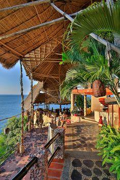 Le Kliff, Restaurant, Puerto Vallarta, Jalisco, Mexico | Douglas Peebles