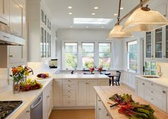Pacific Heights kitchen remodel - traditional - kitchen - san francisco - McKinney Photography