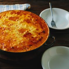 Cheesy, meaty, with a healthy splash of wine, this is the comfort dish you're looking for. Oven Recipes, Cheese Recipes, British Baking, Tasty Bites, Breakfast Lunch Dinner, Greek Recipes, Pasta Dishes, Food Videos, Macaroni And Cheese