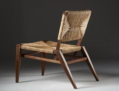 Rush Armchair | Don Howell Joinery