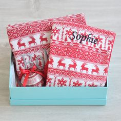 Fairisle Christmas Gift Set