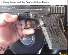 Very funny :) Hollow Point, Cool Gear, Self Defense, Popular Memes, Best Funny Pictures, Hand Guns, Jeep, Cool Photos, Fun Facts