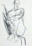 Jane Lewis Art life drawings