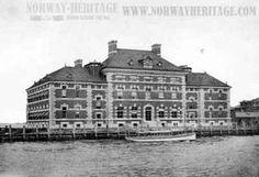 Hospital Building ~ Ellis Island