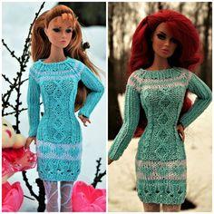 "Dress clothes for Fashion Royalty, Poppy Parker, Barbie, FR2, dolls 12"""
