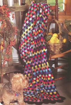 Mouse over image to zoom Have one to sell? Sell it yourself Crochet Pattern for an AUTUMN GLORY AFGHAN