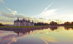 The luxe new Relais de Chambord gives guests exclusive access to the world-famous Château de Chambord in France's Loire Valley. Loire Valley Wine, Loire Valley France, Palaces, Orleans France, Beautiful Places To Visit, France Travel, The Guardian, Best Hotels, Scenery