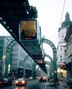 Alesund, Cyberpunk City, Futuristic City, Lombard Street, Arte Steampunk, S Bahn, Car In The World, Magazine Design, Missouri