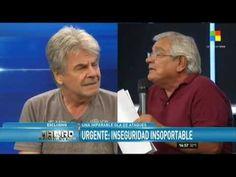 Raúl Rizzo volvió a protagonizar otro polémico debate en televisión