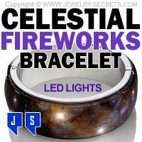 ►► CELESTIAL FIREWORKS BRACELET ►► Jewelry Secrets