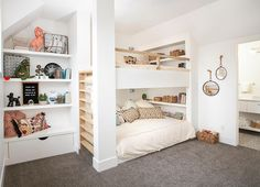 """Outstanding """"modern bunk beds for girls room"""" info is offered on our internet site. Bunk Beds For Girls Room, Bedroom For Kids, Childrens Bedroom Ideas, Luxury Kids Bedroom, Bunk Bed Rooms, Modern Kids Bedroom, Childs Bedroom, Loft Beds, Kid Bedrooms"""