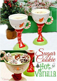 Sugar Cookie Hot Vanila