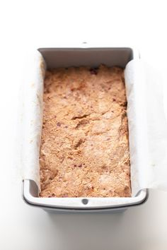 Simple Vegan Meatloaf - Simple vegan meatloaf, which is also gluten-free and made with easy to find ingredients. A delicious plant-based version of a classic recipe.