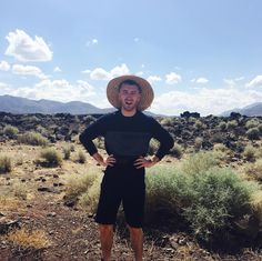 "Sam Smith (@samsmithworld) on Instagram: ""It's F--king HOT out here "" Sam in Cali Sept 9, 2017"