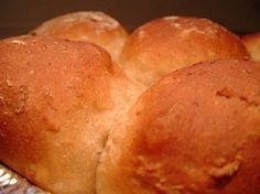 Easy thanksgiving rolls - These look positively YUMMY!