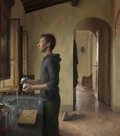 Kenny Harris -- Paintings