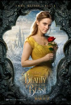 Disney has released character posters for its upcoming live-action musical Beauty and the Beast. The film, a remake of the animated classic, stars Emma Watson as Belle. She is joined by Dan Stevens as the […] Disney Belle, Film Disney, Disney Live, Disney Movies, Ariel Disney, Emma Watson Films, Emma Watson Bela, Beauty And The Best, Belle Beauty And The Beast