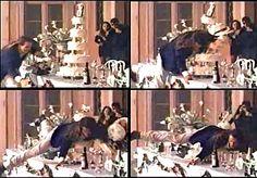 "Guns N' Roses shot the video for their song ""November Rain"" in the Villa in 1992"