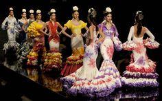 Flamenco Fashion: SIMOF 2011 Sevilla