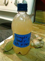 ginger beer honest truth my fave drink!!! <3