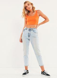 Donna Jeans - Lit Blue