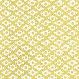 Lattice in Leek from Galbraith & Paul #fabric #linen #green