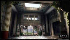 ArtStation - Ryse - Son of Rome - Ingame Screenshot 01, Finn Meinert Matthiesen