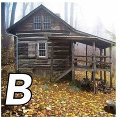 """Congrats to haunted cabin B for winning! So would you stay the night in a cabin classified as """"haunted""""???? Maybe the next tv show or business adventure???"""