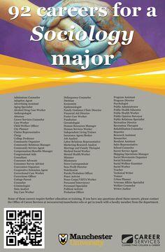 Sociology major | Sociology | Pinterest | Peace, Major and ...
